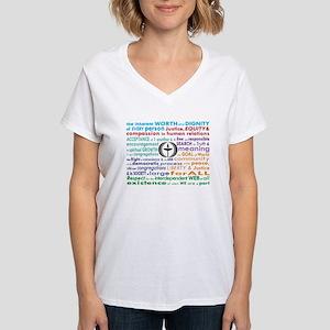 UU 7 Principles T-Shirt