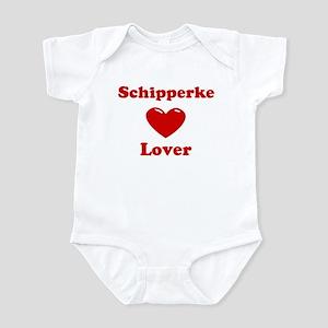 Schipperke Lover Infant Bodysuit