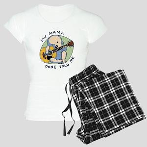 Mama Done Told Me Women's Light Pajamas