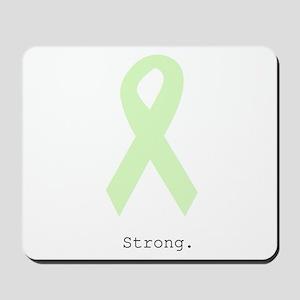 Mint Green: Strong Mousepad