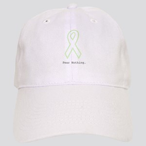 Mint Green Outline: Fear Nothing Cap