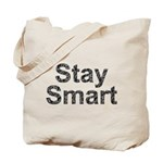 Stay Smart Tote Bag