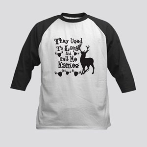 They Used to Laugh Baseball Jersey