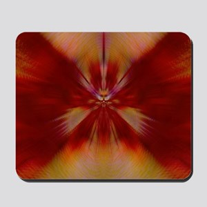 Red elegance Mousepad