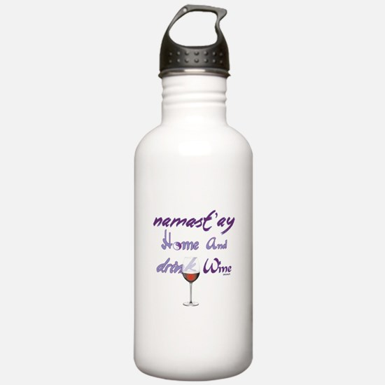Namast'ay Home and Dri Water Bottle