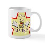Viva La Livres Mug Mugs