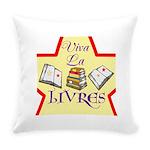 Viva La Livres Everyday Pillow
