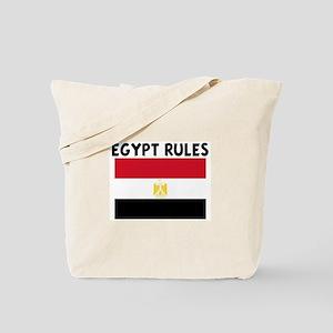 EGYPT RULES Tote Bag