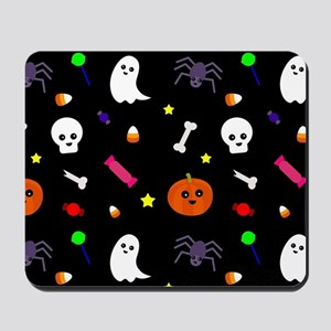 trick or treat Mousepad