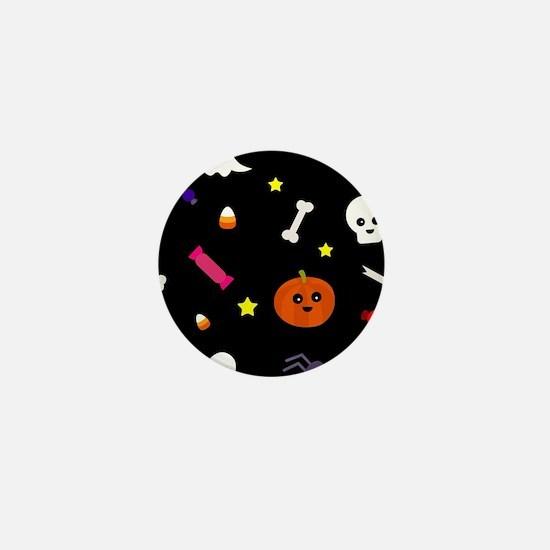 trick or treat Mini Button