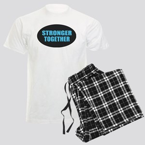 Hillary - Stronger Together Men's Light Pajamas