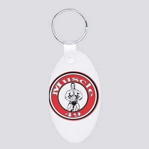 muscle49 Keychains