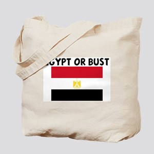 EGYPT OR BUST Tote Bag