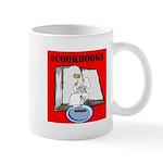 #cookbooks Mug Mugs