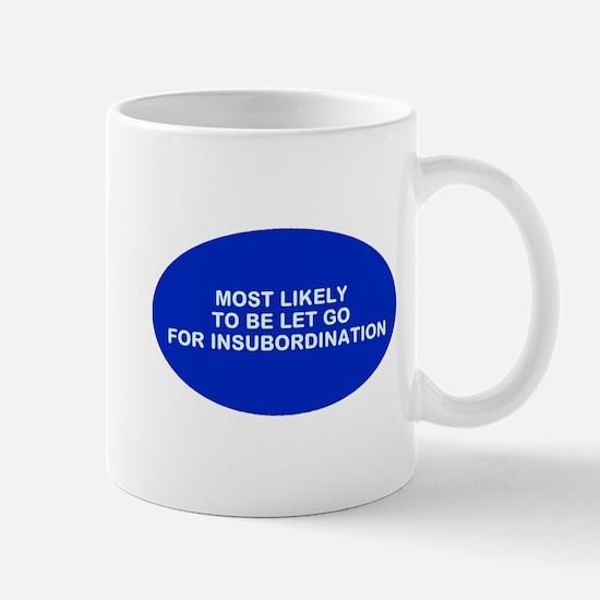 Funny Trouble maker Mug