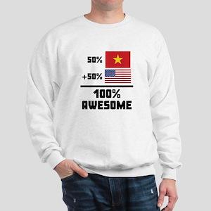 Awesome Vietnamese American Sweatshirt