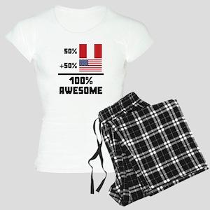 Awesome Peruvian American Pajamas
