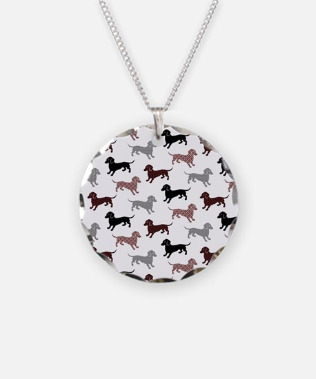 Funny Funny dachshund Necklace