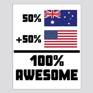 Awesome Australian American Posters