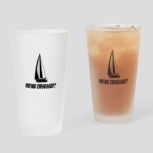 Sailing Define Obsessed? Drinking Glass