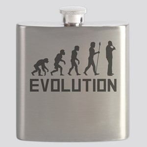 Recorder Player Evolution Flask