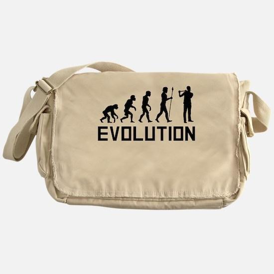Flautist Evolution Messenger Bag