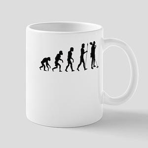 Metal Detecting Evolution Mugs