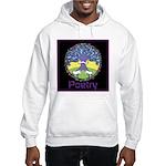 Poetry Hooded Sweatshirt