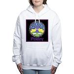 Poetry Women's Hooded Sweatshirt