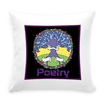 Poetry Everyday Pillow