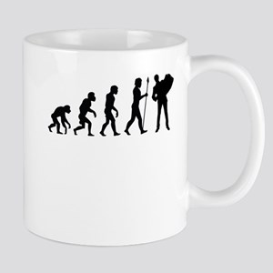 Accordion Player Evolution Mugs
