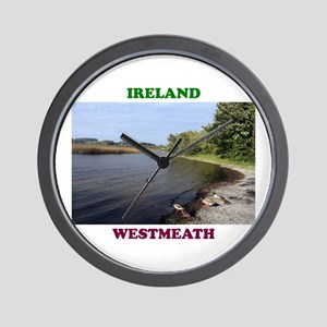 Lough Ree at Portaneena Wall Clock