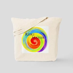 reiki symbol Reiki Master print Tote Bag