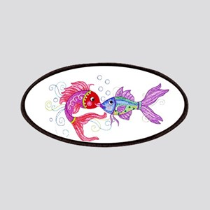Fish romance Patch