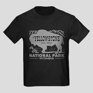 Yellowstone Kids Dark T-Shirt