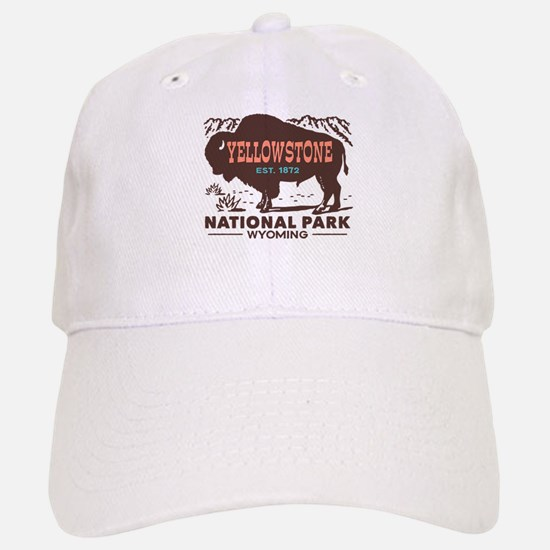 Yellowstone Baseball Baseball Cap