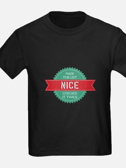 Santa's Nice List T