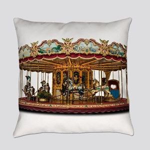 Carousel Everyday Pillow