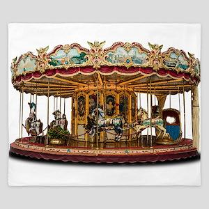 Carousel King Duvet