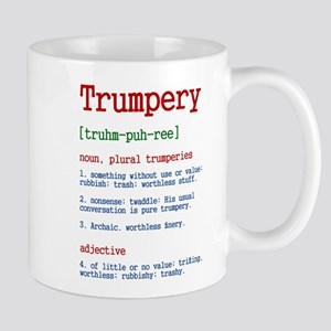 Trumpery Definition Mugs