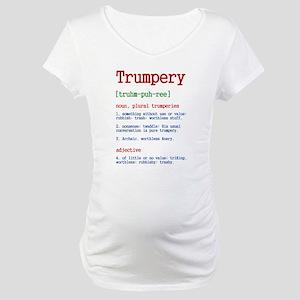 Trumpery Definition Maternity T-Shirt