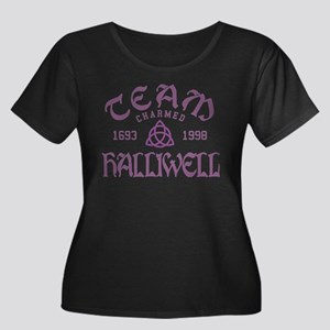 Charmed Team Halliwell Plus Size T-Shirt