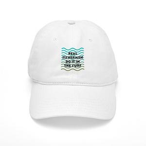 a099d32cc3ced Surf Fishing Hats - CafePress