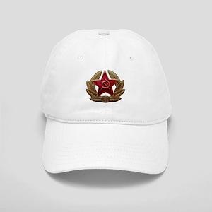 Soviet Soldier Insignia Baseball Cap
