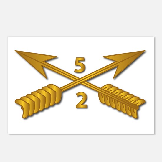 2nd Bn 5th SFG Branch wo Postcards (Package of 8)