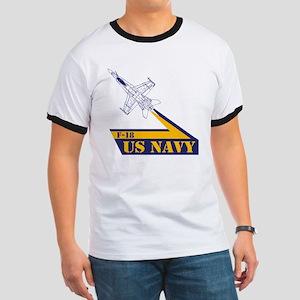US NAVY Hornet F-18 Ringer T