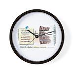Absolute Resolve Wall Clock