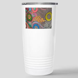 Rainbow Passion Stainless Steel Travel Mug