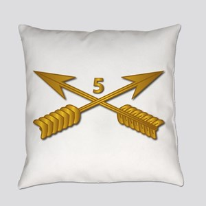 5th SFG Branch wo Txt Everyday Pillow