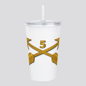 5th SFG Branch wo Txt Acrylic Double-wall Tumbler